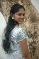 Actress Sri Priyanga Photos in White Saree