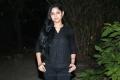 Tamil Actress Sri Priyanka Black Dress Images HD
