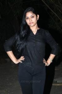 Actress Sri Priyanka HD Images @ Miga Miga Avasaram Trailer Launch