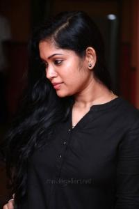 Actress Sri Priyanka Images @ Miga Miga Avasaram Trailer Launch