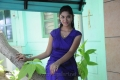 Actress Sri Priyanka Hot Stills in Blue Dress