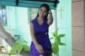 Tamil Actress Sri Priyanka Hot Pics in Blue Dress