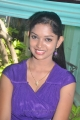Tamil Actress Sri Priyanka in Blue Dress Hot Photos