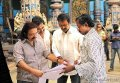 Sri Rama Rajyam Working Stills