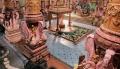 Sri Rama Rajyam Working Stills