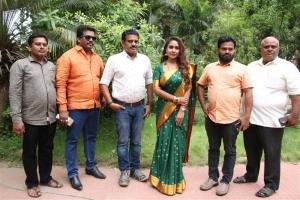 Actress Sri Reddy @ Chennai Press Meet Photos