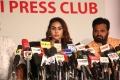 Actress Sri Reddy Press Meet Chennai Photos