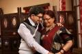 Krishna, Vijaya Nirmala in Sri Sri Telugu Movie Stills