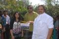 Ramprasad Ayesha Avik @ Sri Subhala Art Creations Opening Pictures