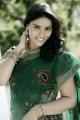 Telugu Actress Sri Sudha in Saree Photo Shoot Stills