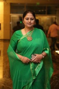 Actress Jayasudha @ Dil Raju Sri Venkateswara Creations 2017 Success Celebrations Stills