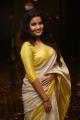 Actress Anupama Parameswaran @ Dil Raju Sri Venkateswara Creations 2017 Success Celebrations Stills