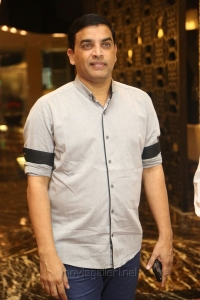 Producer Dil Raju Sri Venkateswara Creations 2017 Success Celebrations Stills