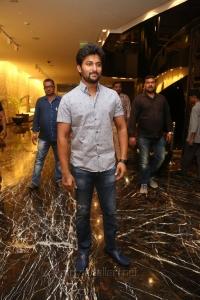 Actor Nani @ Dil Raju Sri Venkateswara Creations 2017 Success Celebrations Stills