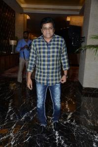 Actor Ali @ Sridevi Condolence Meet Hyderabad Photos
