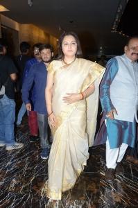 Jaya Prada @ Sridevi Condolence Meet Hyderabad Photos