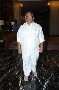 BVSN Prasad @ Sridevi Condolence Meet Hyderabad Photos
