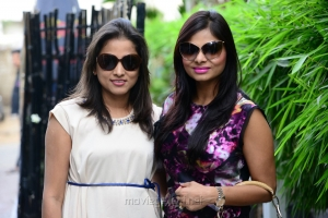 Mahe Ayyappan Launch @ Angasutra Designer Boutique Hyderabad