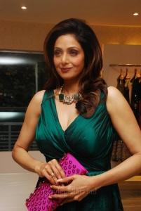 Sridevi Kapoor launches Mahe Ayyappan @ Angasutra Designer Boutique Hyderabad