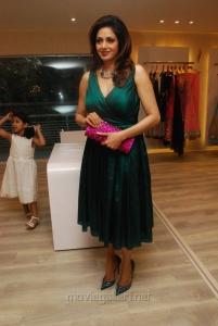 Actress Sridevi launches Mahe Ayyappan @ Angasutra Designer Boutique Hyderabad