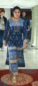 Actress Maheshwari @ Sridevi Prayer Meeting Stills
