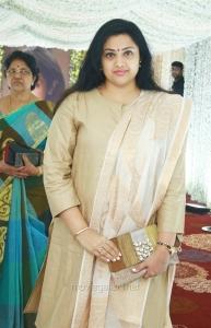 Actress Meena @ Sridevi Prayer Meeting Stills