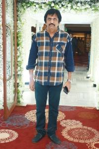 KS Srinivasan @ Sridevi Prayer Meeting Stills