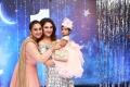 Actress Preetha @ Sridevi Vijayakumar Daughter Rupikaa 1st Year Birthday Celebration Photos