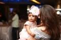 Actress Sridevi Vijayakumar Daughter Rupikaa 1st Year Birthday Celebration Photos
