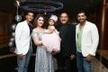 Arun Vijay, Vijayakumar @ Rahul Sridevi Daughter Rupikaa 1st Year Birthday Celebration Photos