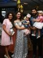 Keerthi Shanthanu @ Sridevi Vijayakumar Daughter Rupikaa 1st Year Birthday Celebration Photos