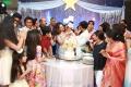 Vijaykumar @ Rahul Sridevi Daughter Rupikaa 1st Year Birthday Celebration Photos