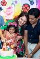 Sridevi Vijaykumar Daughter Rupikaa 3rd Birthday Stills