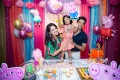 Actress Sridevi Vijaykumar Rahul Daughter Rupikaa 3rd Birthday Stills