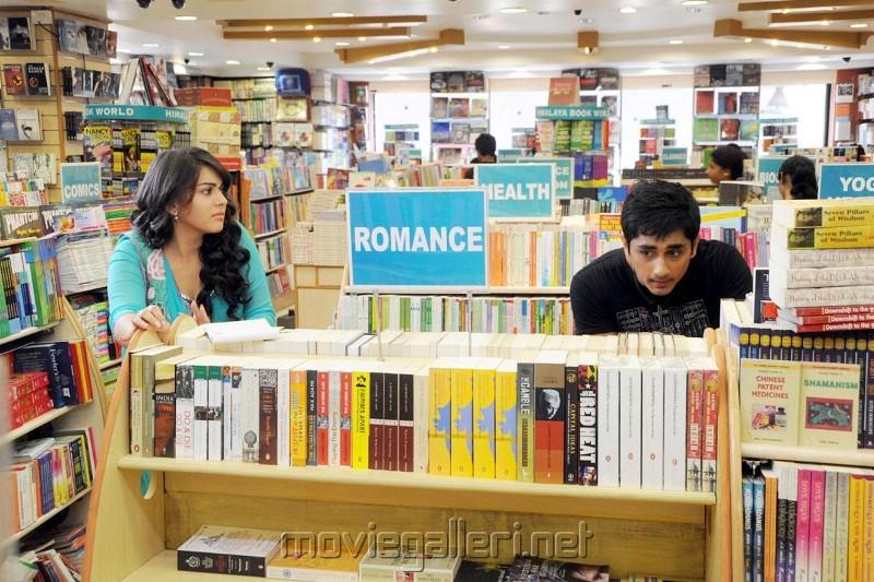 Siddharth, Hanshika Motwani in Sridhar Tamil Movie Stills