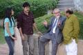 Melkote, Vijay Chander in Srikanth AVM Movies Stills