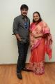 Actor Srikanth with wife Sivaranjani @ Nirmala Convent Press Meet Photos