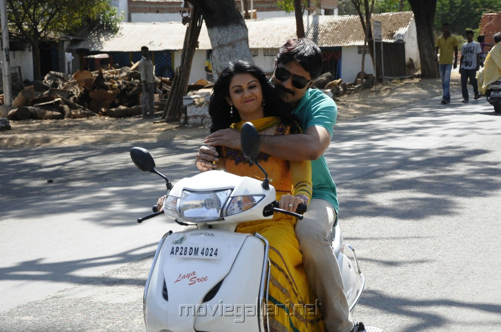 Kamna Jethmalani, Srikanth in Pushyami Film Makers Pro No.1 Movie Stills