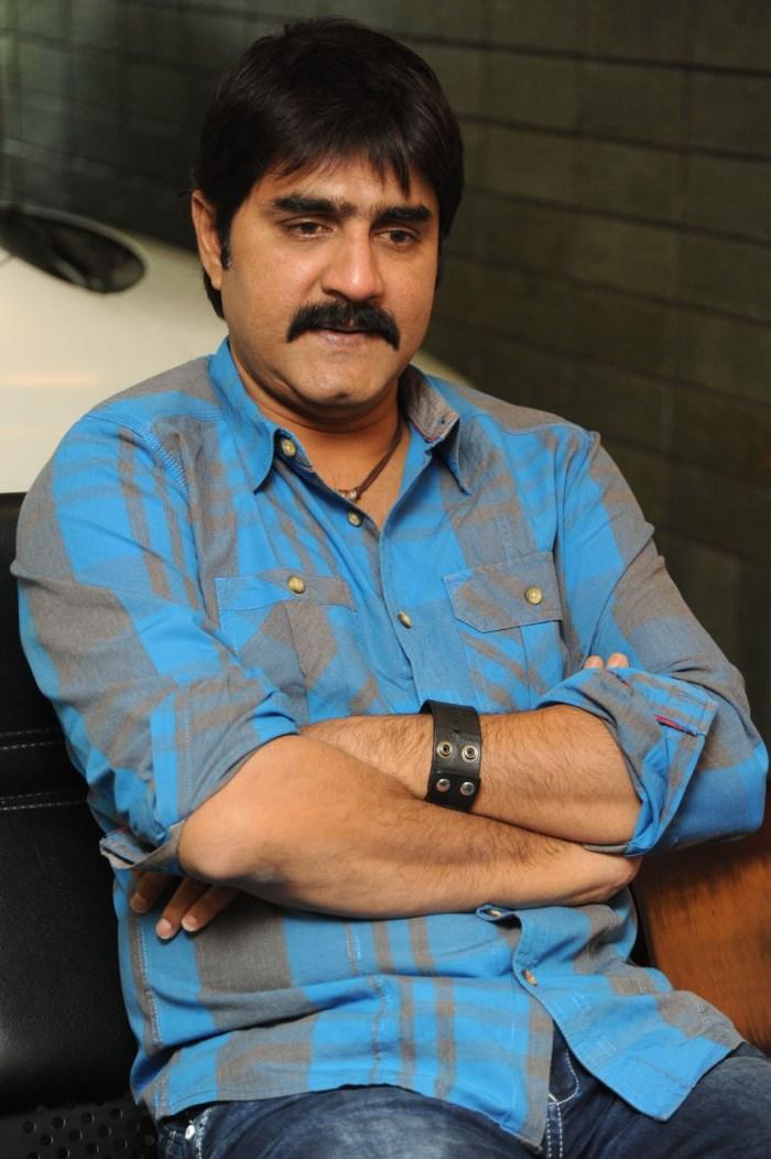 Telugu Hero Srikanth Photos @ Kshatriya Interview