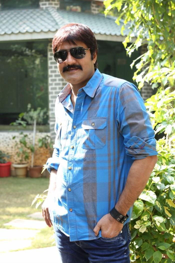 Telugu Hero Srikanth Photos @ Kshatriya Movie Interview