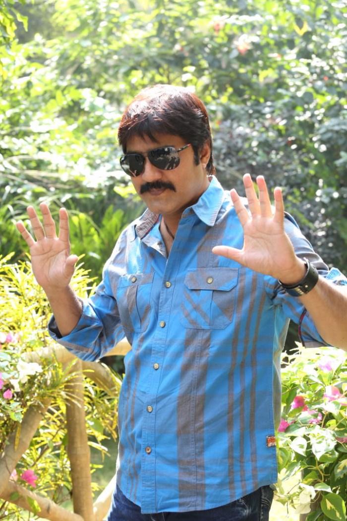 Telugu Hero Meka Srikanth Photos @ Kshatriya Interview