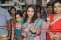 Srilekha inaugurates Prayaas Wedding Fair at Kamma Sangham Hall, Hyderabad
