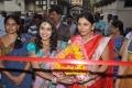Actress Srilekha inaugurates Prayaas Wedding Fair