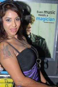 Srilekha Reddy Mallidi in Hot Black Dress