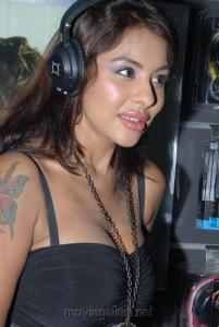 Srilekha Reddy Hot Pics at Supreme Music Store Launch