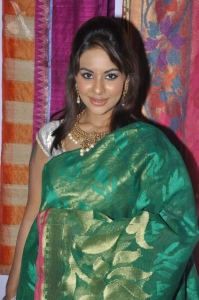 Actress Srilekha Reddy Launches Parinaya Exhibition Photos