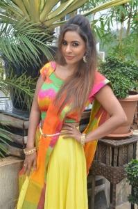 Actress Srilekha Reddy Photos in Half Saree