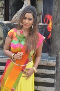 Actress Srilekha Reddy Photos @ Navrang Utsav 2016