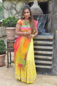 Actress Sri Reddy Mallidi Photos @ Navrang Utsav 2016