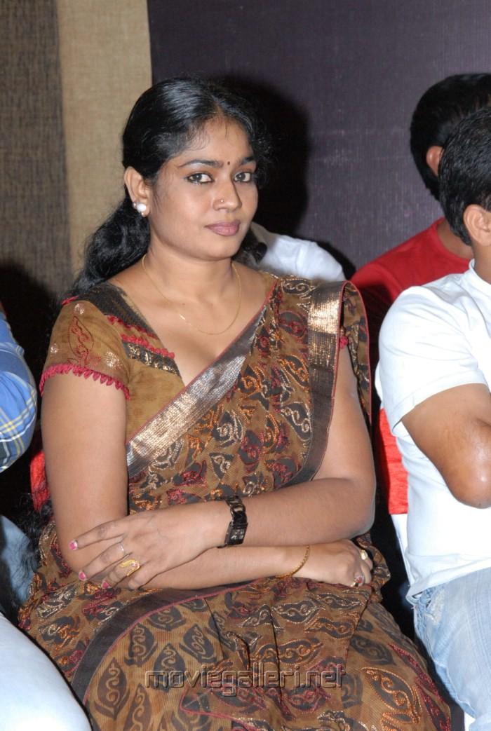 Srimannarayana Success Meet Stills Auntys Hot Cleavages